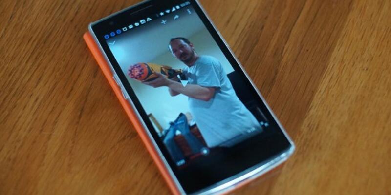 Dikey video problemine Android çözümü