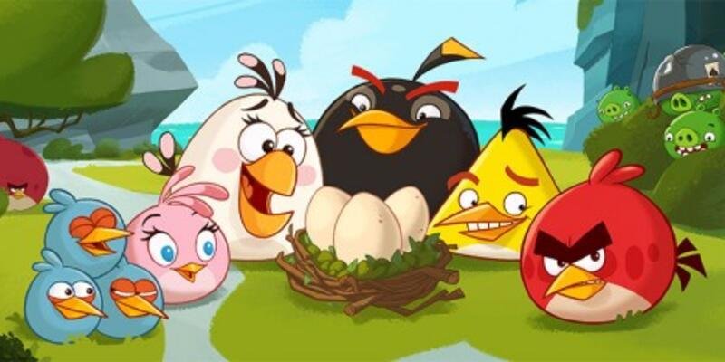 Angry Birds 2 Windows telefonlarda olmayacak