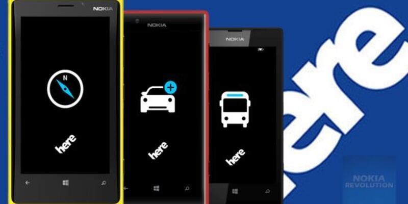 Nokia Here Maps'ı elden çıkarıyor