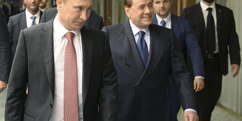 Rusya'dan Berlusconi büyük teklif