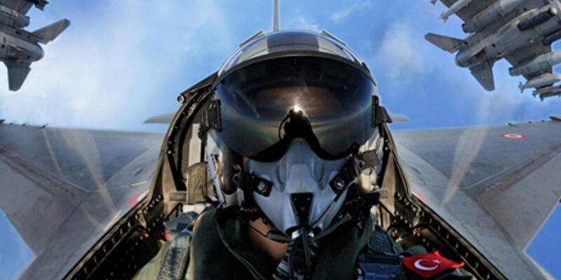 """Hava Kuvvetleri'ne """"hazır ol"""" emri verildi"""