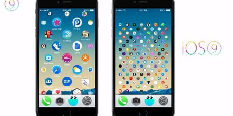iOS 9 Beta 4 kullanıma hazır