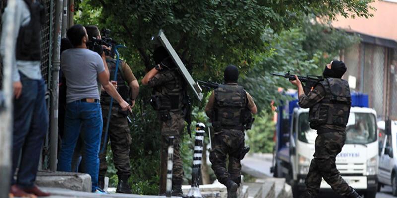 Bir çok ilde IŞİD-PKK operasyonu