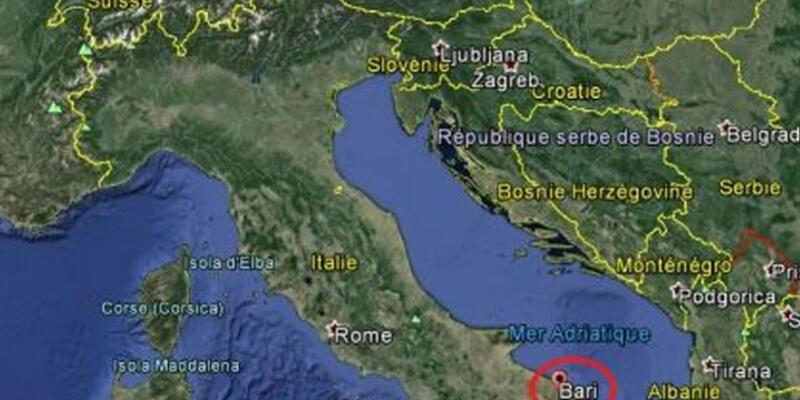 İtalya'da havai fişek fabrikasında patlama: 7 ölü