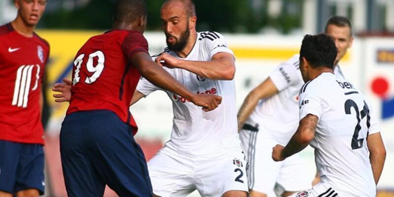Beşiktaş - Lille: 0-0