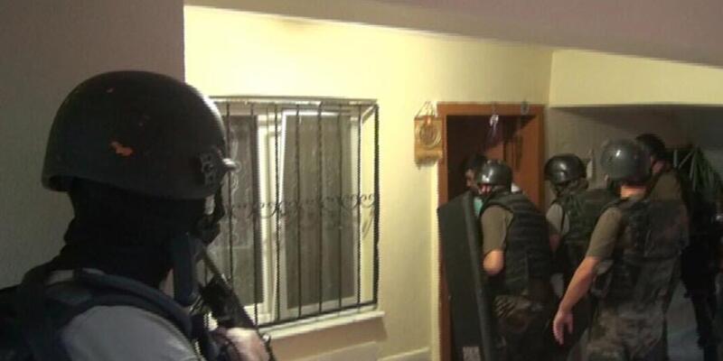 Okmeydanı'nda polise saldırı soruşturmasında 1 kişi gözaltına alındı