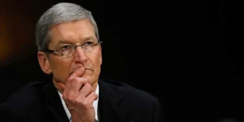 Apple CEO'su kendisini tehdit eden o Türk'ü affetti
