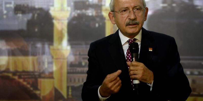 Kılıçdaroğlu bazı meslek örgütü temsilcilerini kabul etti