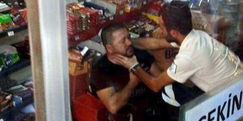 Arap turisti dövdüler