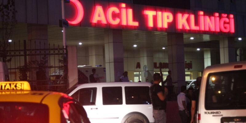 Gazi Mahallesi'nde yaralanan polis şehit oldu