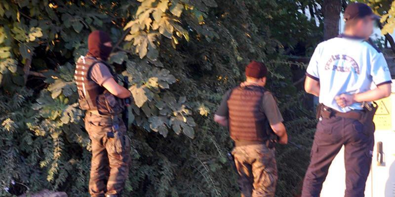 Adıyaman'da PKK operasyonu:13 gözaltı