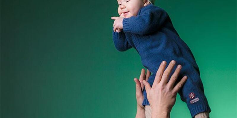 Bebekleri havaya atarak sevmek bağırsak düğümlenmesine sebep oluyor