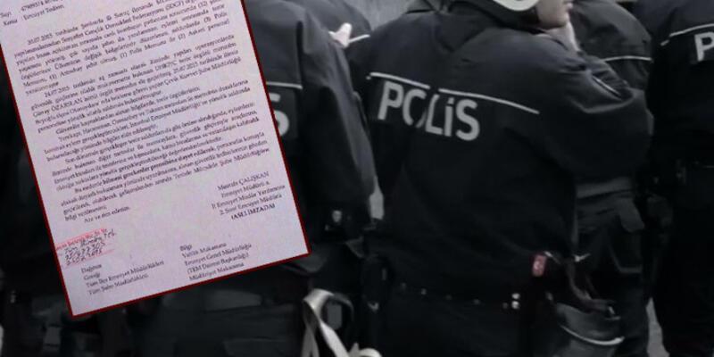 İstanbul Emniyet Müdürlüğü'nden alarm yazısı