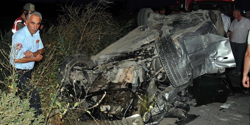 Yurtta meydana gelen kazalarda 7 kişi öldü