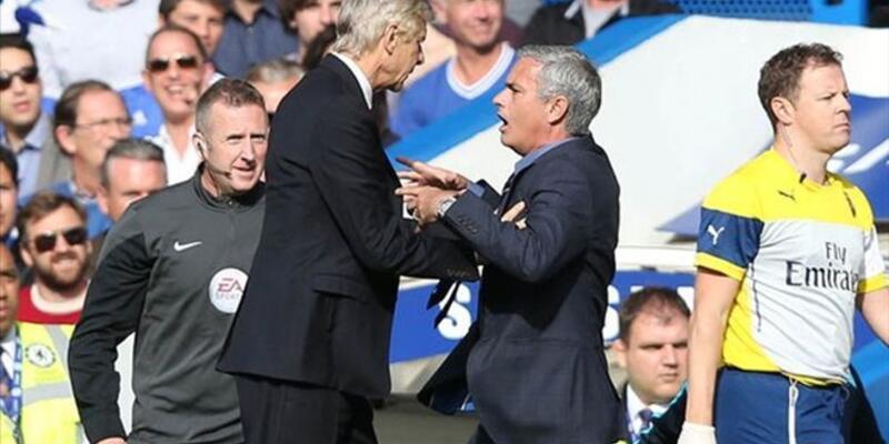 Jose Mourinho sezonu açtı: Hedefinde Wenger var!