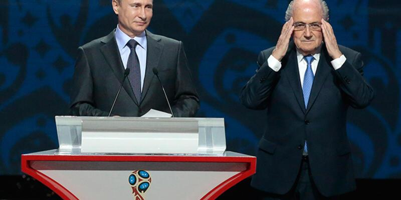 "Putin: ""Blatter'a Nobel verilmeli"""