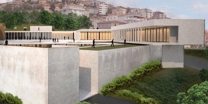 Gülsuyu Cemevi ve Kültür Merkezi için açılan yarışmaya 55 proje katıldı