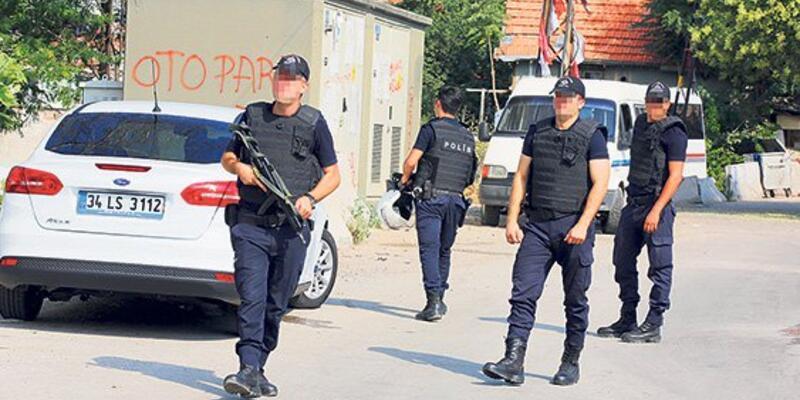 Hacıbayram'daki IŞİD operasyonunda gözaltına alınanların tamamı serbest
