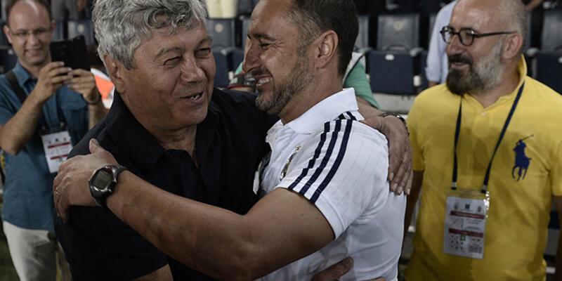 """Lucescu: """"Skor tehlikeli ama takımımı beğendim"""""""