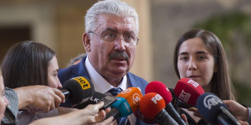 MHP'den parti kapatma açıklaması