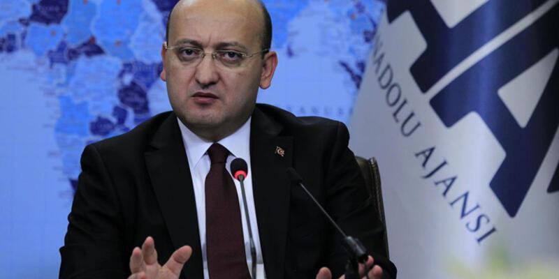 """Yalçın Akdoğan'dan Bahçeli'ye:""""Mr. No, Bay Hayır!"""""""