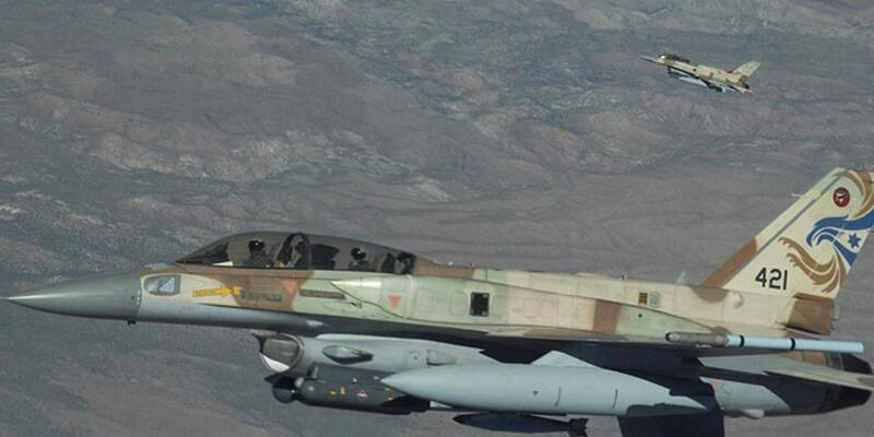 İsrail, Suriye'de bir konvoyu vurdu