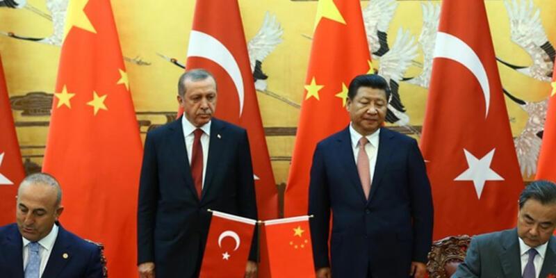 """""""Çin ile ilişkilerimize stratejik bakıyoruz"""""""
