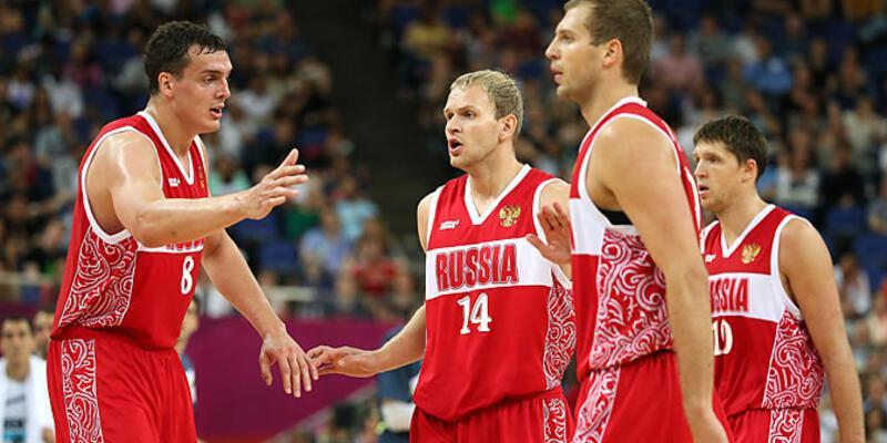 FIBA Rusya'yı turnuvalardan attı!