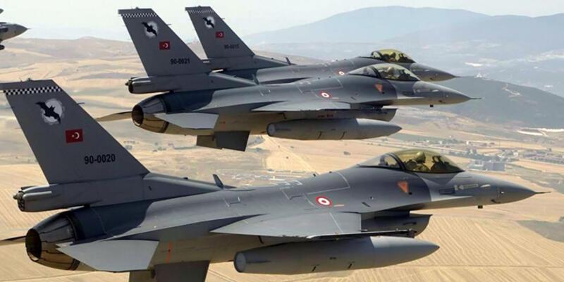 TSK'dan Hakkâri-Şemdinli'ye hava harekâtı