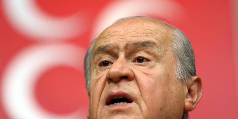 Devlet Bahçeli'den CHP için sert sözler