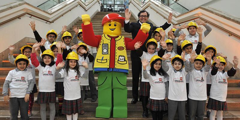 İstanbul'da Legoland açıldı