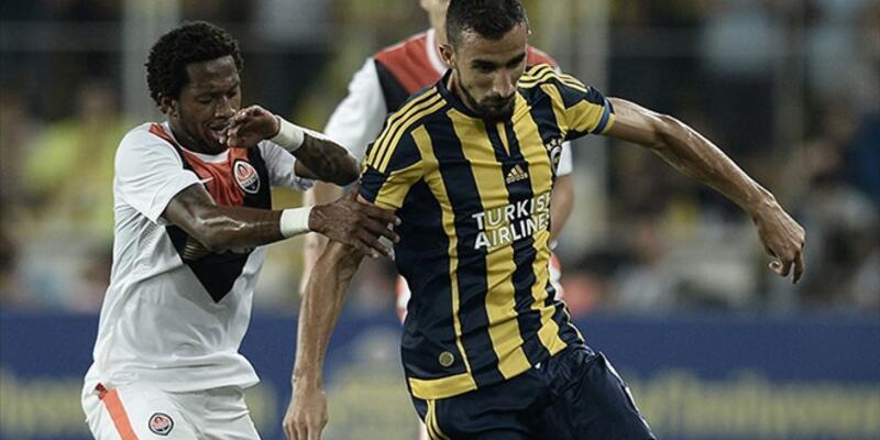 "Fenerbahçe'nin başvurusuna karşı Shakhtar'ın ""Titov"" kozu"