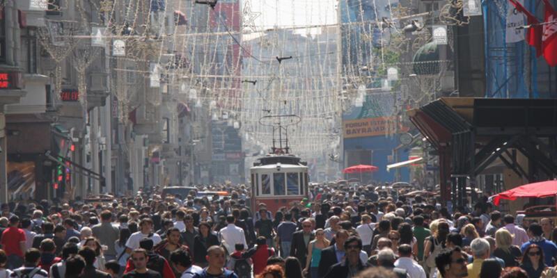 Türkiye'de kaç kadın kaç erkek olduğu açıklandı