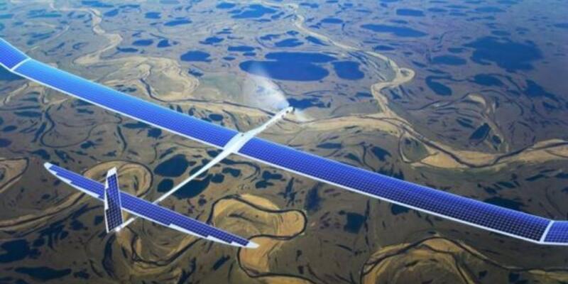 Facebook'un insansız hava aracı projesi hazır