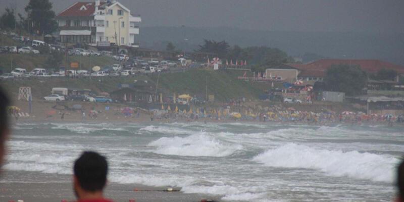 Şile'de 4 kişi boğuldu, 1 kişi kayıp...
