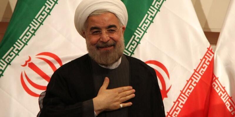 İran Cumhurbaşkanı Hasan Ruhan'den nükleer açıklaması