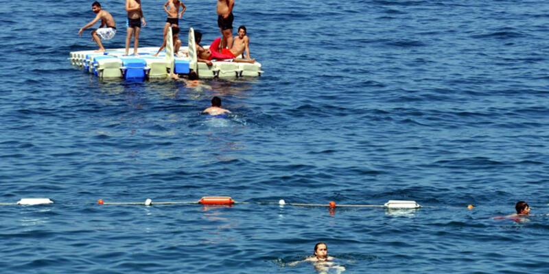 Kocaeli'de bir haftada 175 kişi boğulmaktan kurtarıldı