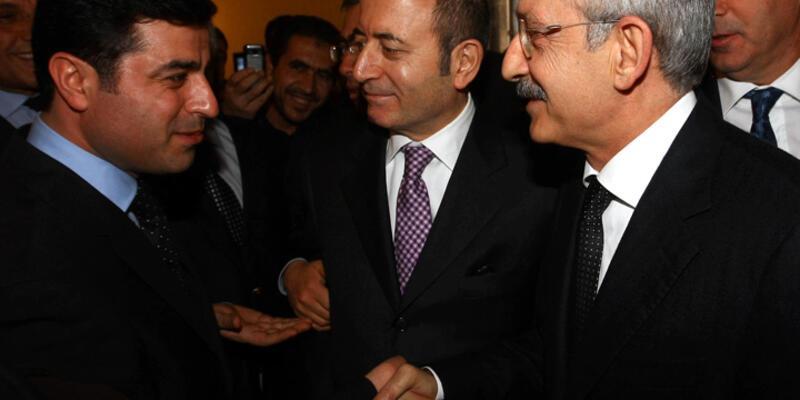 Kılıçdaroğlu-Demirtaş görüşmesi yarın