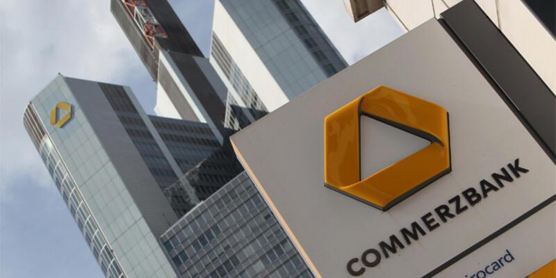 Commerzbank'ın 2. çeyrek karı 280 milyon euro