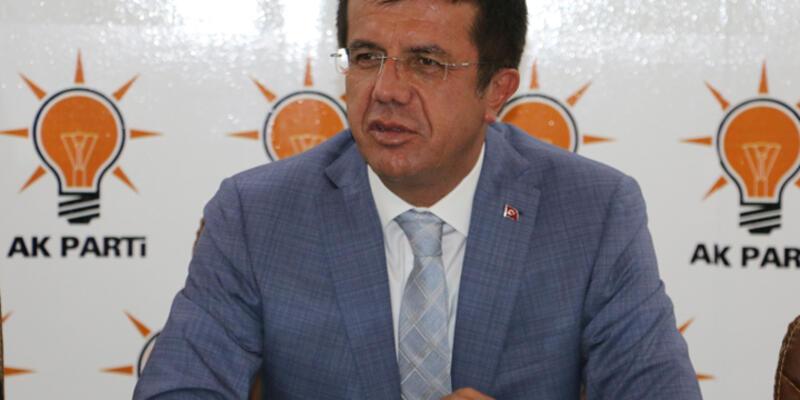 """Bakan Zeybekci: """"Gönlüm CHP ile koalisyon kurulsun diyor"""""""