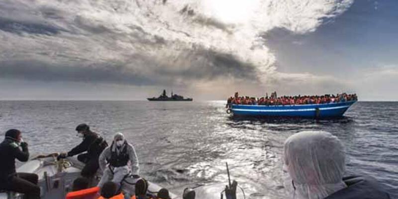 Akdeniz, 7 ayda 2 binden fazla göçmene mezar oldu