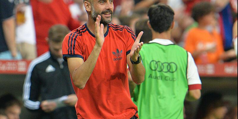 Bayern Münih - Milan: 3-0