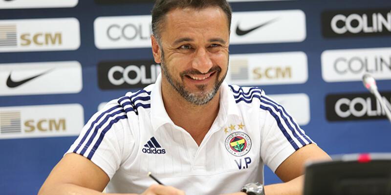 Vitor Pereira neşe saçtı