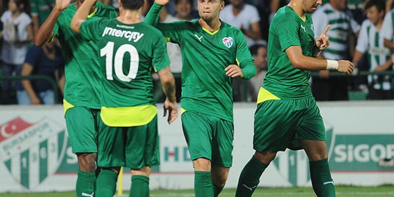 Bursaspor'un hasılatı 21 milyon euro!