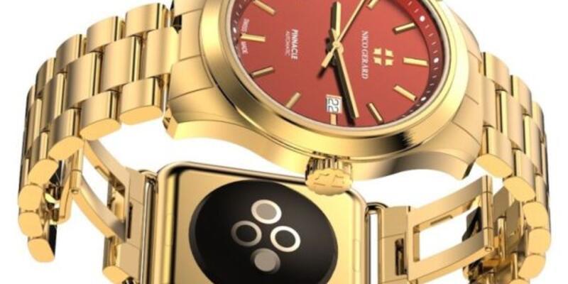 Dünyanın en pahalı Apple Watch aksesuarı