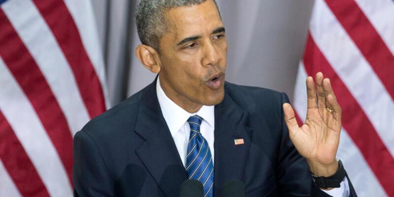 """Obama'dan güldüren """"toner"""" özrü"""