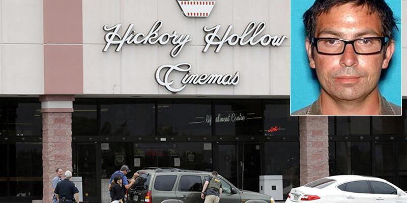 ABD'de sinema salonuna saldıran kişi öldürüldü