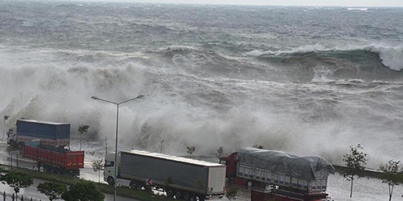 Marmara, Kuzey Ege ve Batı Karadeniz'de fırtına bekleniyor