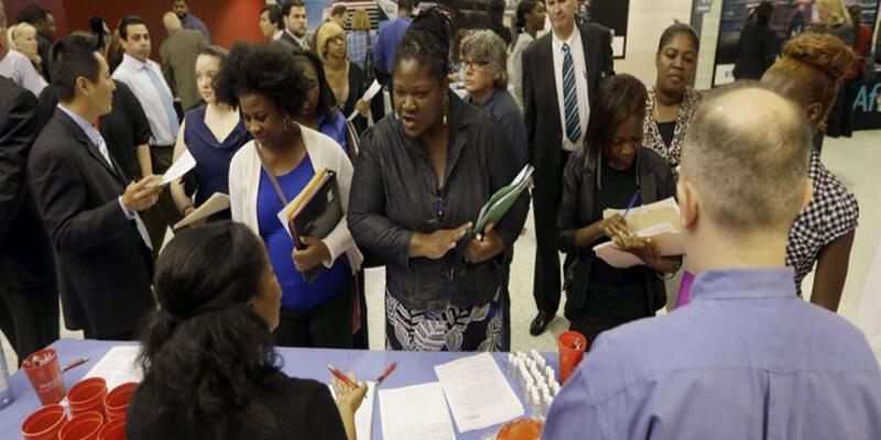 ABD'de işsizlik maaşı başvuruları düşüşte