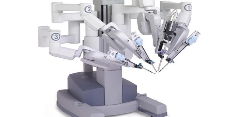 Hastalar robotik cerrahiyle şifa buluyor